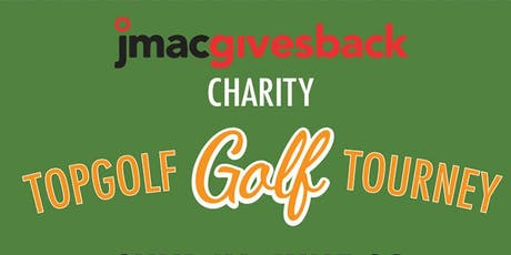 JMacGivesBack Charity TopGolf Tournament tickets