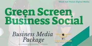 Green Screen Business Social