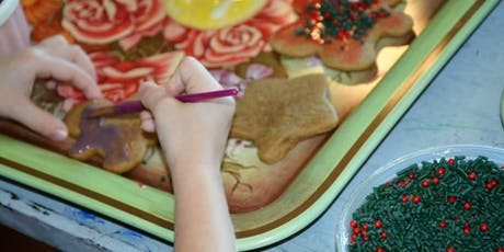Cookie Decorating tickets
