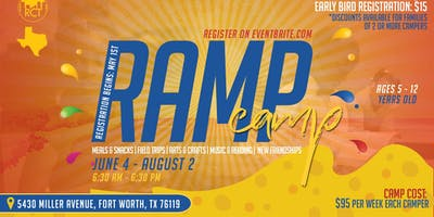 Ramp Camp 2019