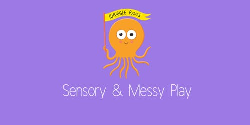 Single Sessions in June 2019- More Sensory - Less Mess