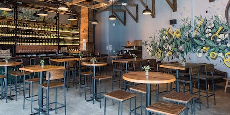 Happy Hour at Brooklyn Cider House - Relocating to the Hudson Valley tickets