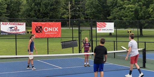 Adk juniors pickleball tournament