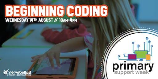 Beginning Coding