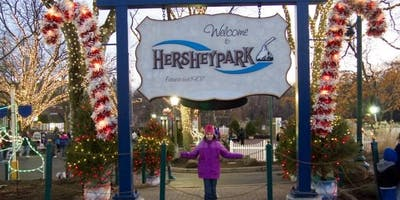 Hershey Park Amusement Park Trip