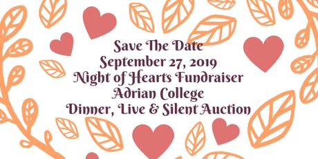 Associated Charities Night of Hearts 2019 tickets