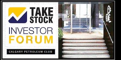 TakeStock Investor Update - Calgary - Nov 7th 2019