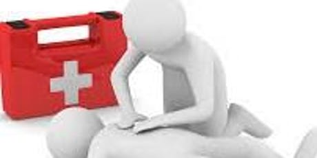 Emergency First Aid at Work - Aldridge - Monday 8th July tickets