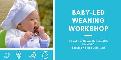 Baby-Led Weaning Workshop