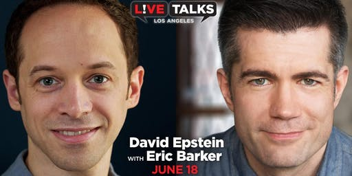 David Epstein in conversation with Eric Barker