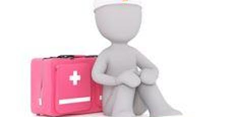 Emergency First Aid at Work - Aldridge - Wednesday 4th December  tickets
