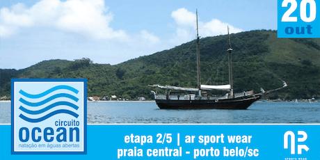 Circuito Ocean | Natação em Águas Abertas - 2ª Etapa AR Sport Wear ingressos