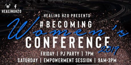 BECOMING: Women's Conference 2019 tickets