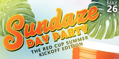 SunDAZE Day Party: The Red Cup Summer Kickoff Edition