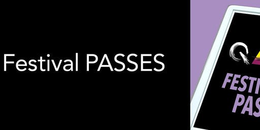 Queer Arts Festival 2019 - Festival Pass