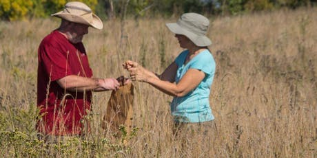 Seed Collecting at Pine Bend Bluffs SNA tickets