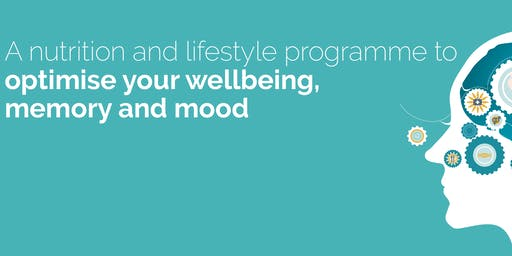 The Brain Health Programme to Optimise Wellbeing, Memory & Mood