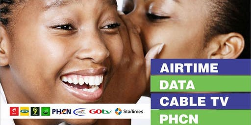 Make Easy Money in VTU & Data. Save Money On PHCN & Cable TV Subscriptions