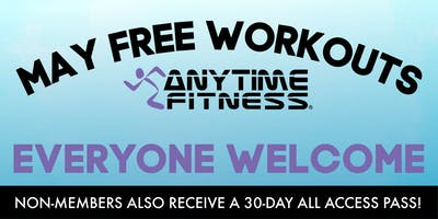 May Free Workouts - Stewartville