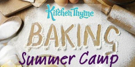 Kids Baking Camp tickets