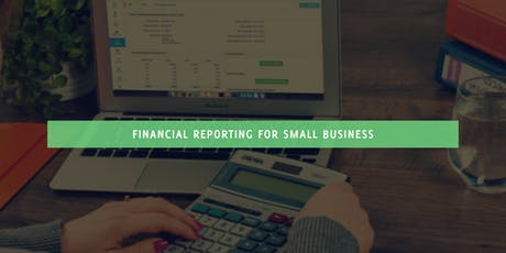 Financial Reporting for Small Business tickets