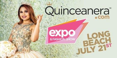 Quinceanera.com Expo & Fashion Show Long Beach 2019 tickets
