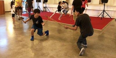 Combat Skills Training-Filipino Style