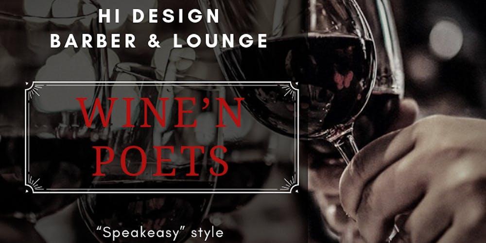 "2f2cbabc Wine'n Poets Wine Tasting/Sharing with Poetry ""Speakeasy"" Tickets ..."
