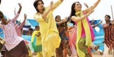 Indian Fusion Dance Workshop