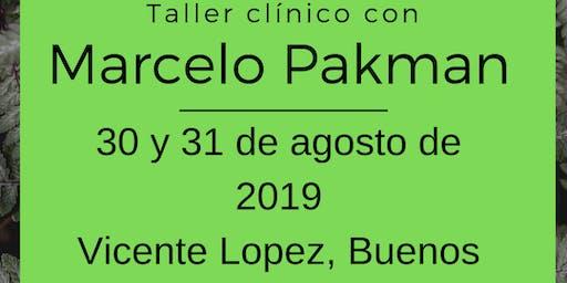 Taller clínico con Marcelo Pakman