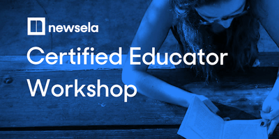 Newsela Certified Educator - Portland, Oregon