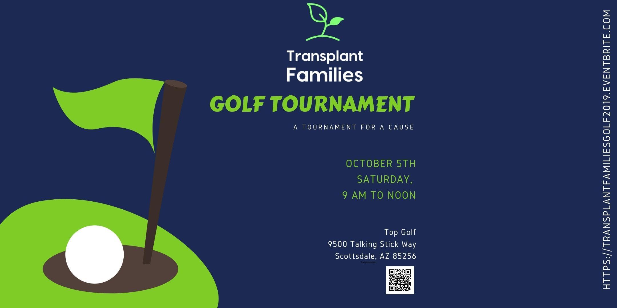 Transplant Families Golf Tournament