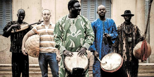 BKO (from MALI), with Klezmer Fusion Collective