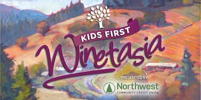 Kids FIRST Winetasia 2019