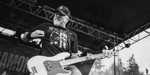 CJ Ramone wsg Dog Party and Ricky Rat Pack
