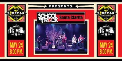 Sidecar Music Series presents: School of Rock Santa Clarita