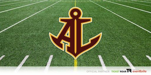 Avon Lake vs Midview Varsity Football