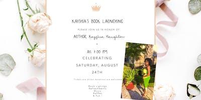 Celebrating Kayshia's Book Launching