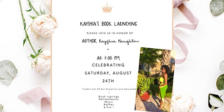 Celebrating Kayshia's Book Launching tickets