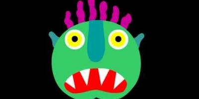 Twilight Tales- Go Away, Big Green Monster!
