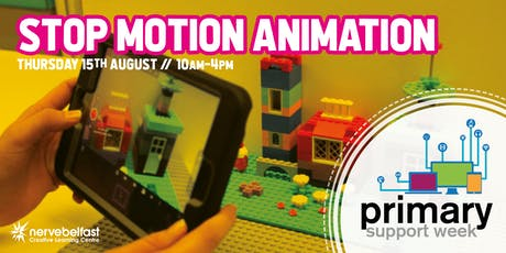 Stop Motion Animation tickets