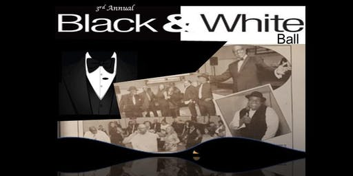 3rd Annual Black and White Ball