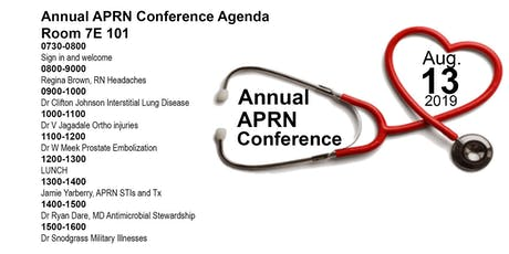 Annual APRN Conference tickets