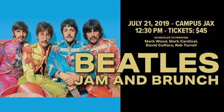 Beatles Jam and Brunch tickets