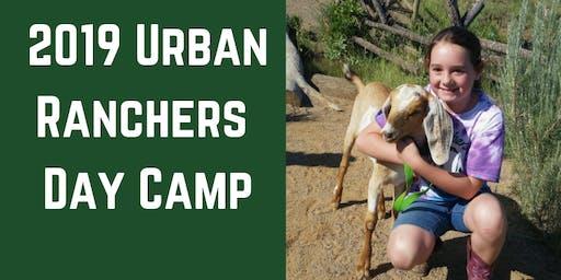 2019 Urban Ranchers Day Camp