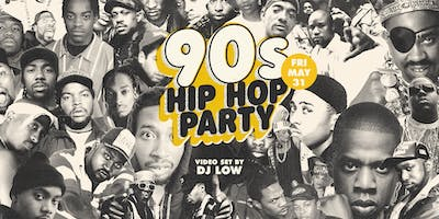 90s Hip Hop Party