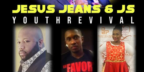 Jesus, Jeans and J's Citywide Youth Revival tickets