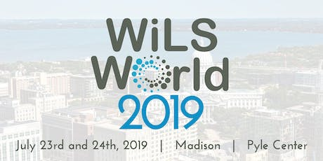 WiLSWorld2019 tickets