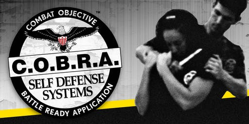 COBRA Self-Defense Survival Camp (ages 18+)