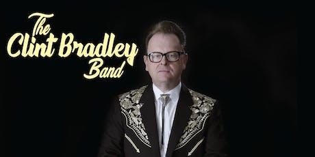 Clint Bradley Band tickets
